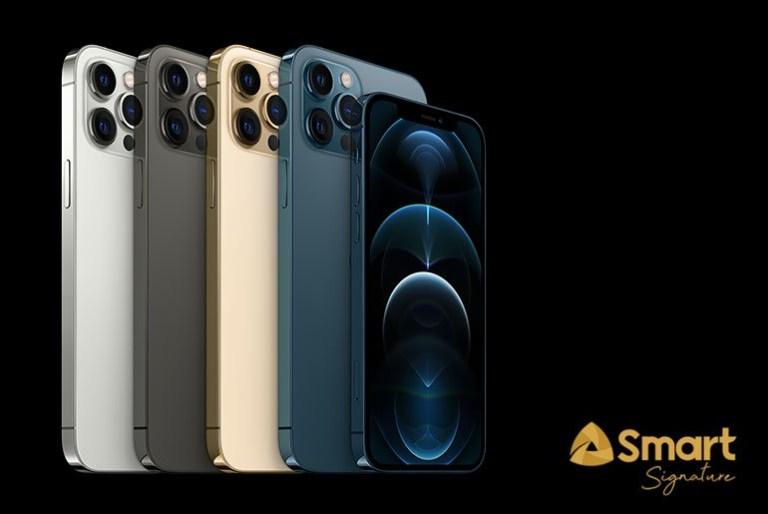 iPhone 12, iPhone 12 Pro Smart Signature