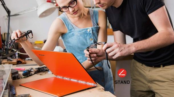 lenovo-laptop-convertible-yoga-3-pro-orange-stand-mode-1