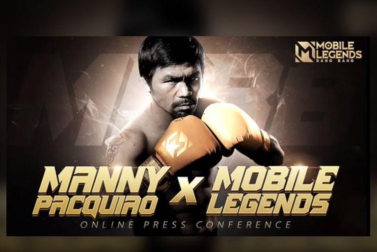 Manny Pacquiao Mobile Legends: Bang Bang