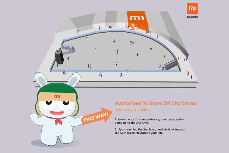 Xiaomi Mi Store SM City Davao