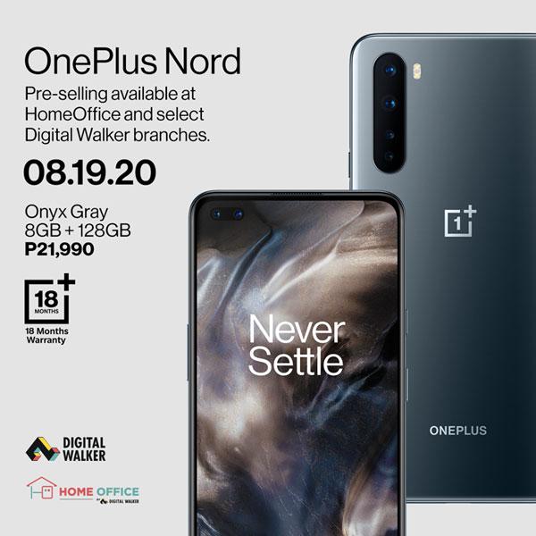 OnePlus Nord 5G Price Philippines