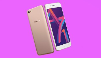 OPPO A71 Available for Php927 per Month Installment