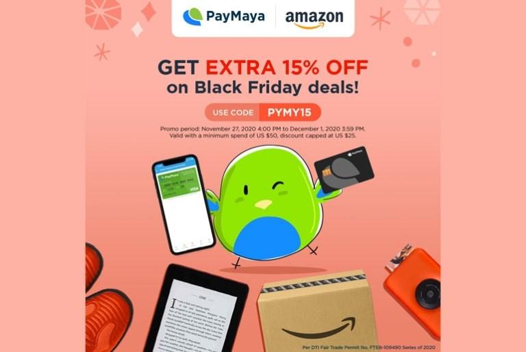 PayMaya Amazon