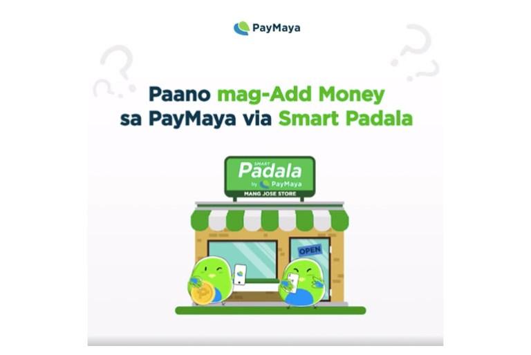 PayMaya Smart Padala