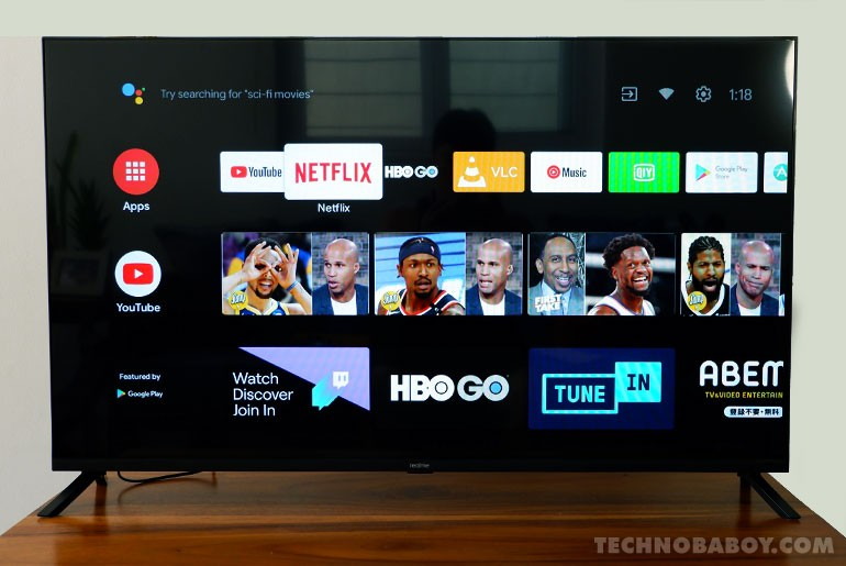 realme TV 43-inch Android TV review