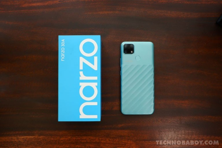 realme Narzo 30A Unboxing, Initial Review