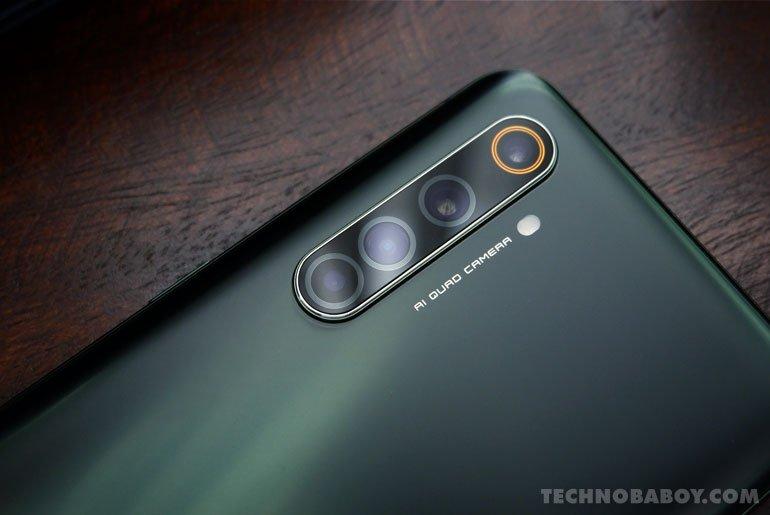realme X50 Pro 5G cameras