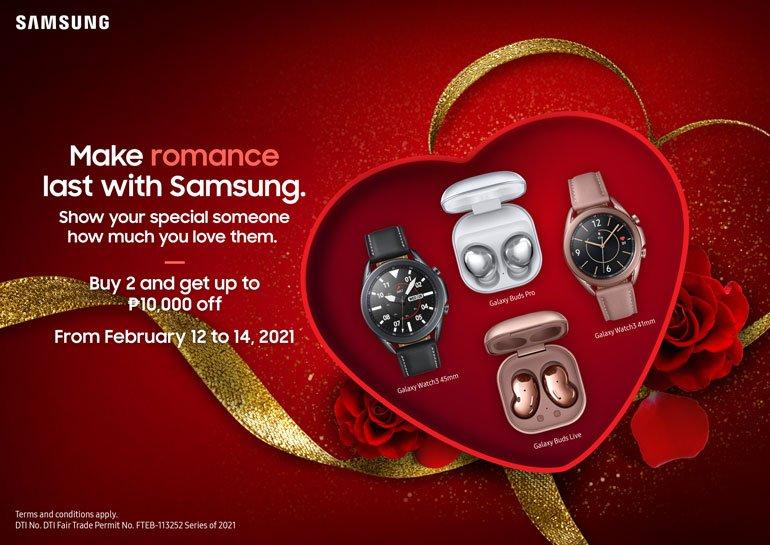 Samsung PH Chinese New Year Promo