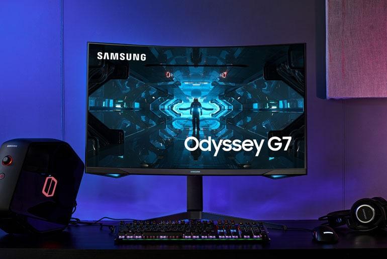 Samsung Odyssey G7 Price Philippines