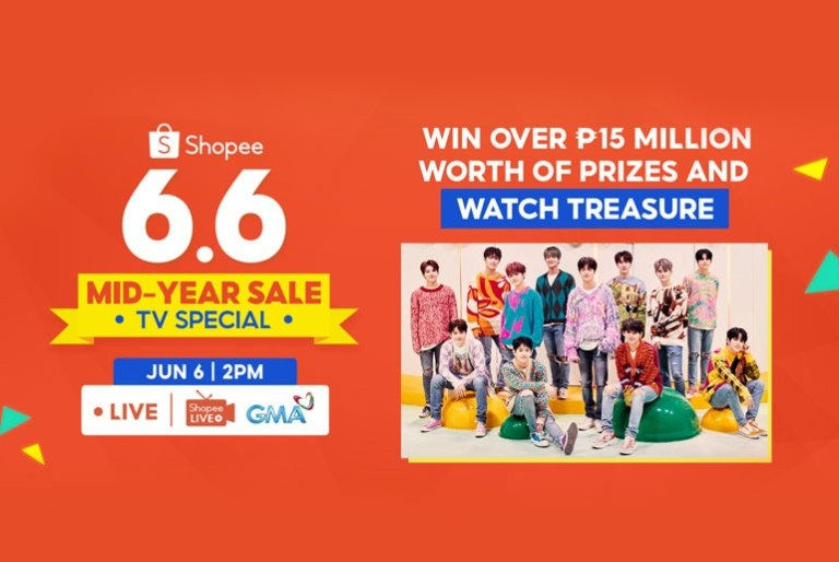 Shopee 6.6 TV Special