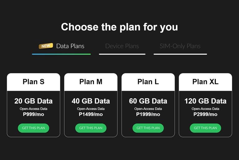 Smart Signature Data Plan