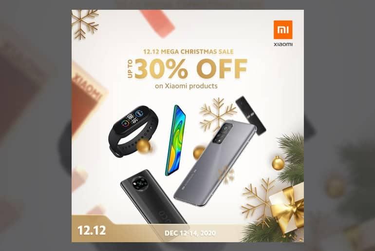 Xiaomi 12.12 sale