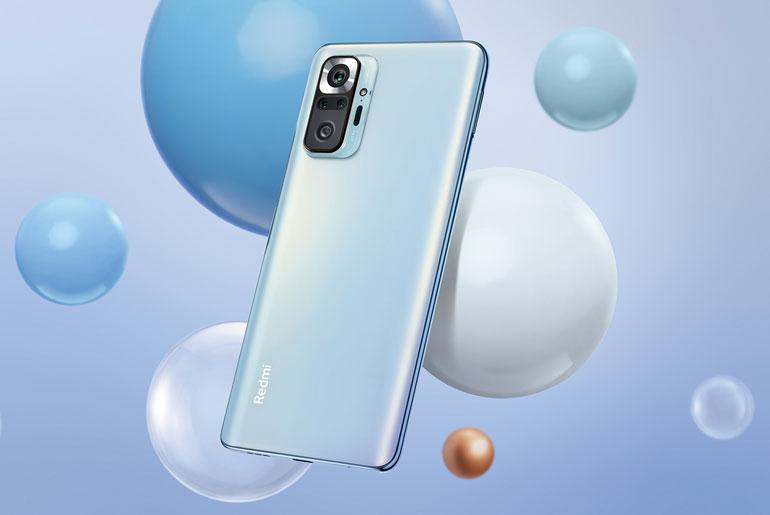 Redmi Note 10 Pro Glacier Blue
