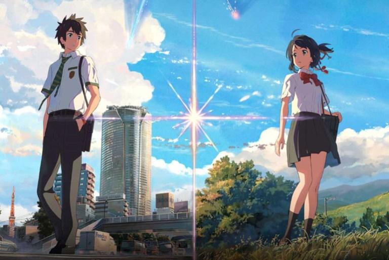 Your Name Netflix Anime