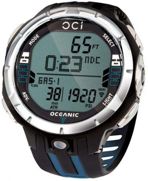 Oceanic Two Algorithms Powered Dive Watch