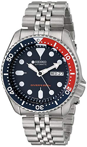 Seiko Hardlex Crystal Dial Dive Watch