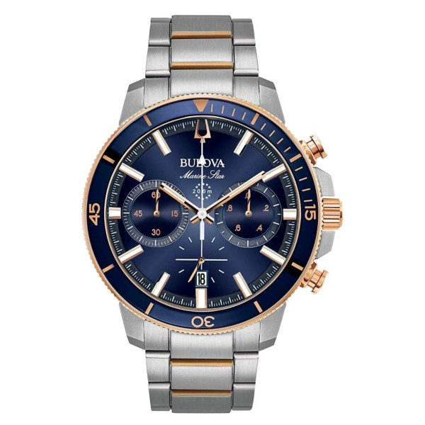 Bulova Men's Marine Star