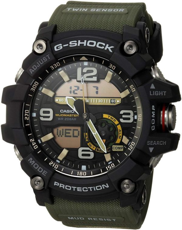 Casio G-Shock MudMaster Green