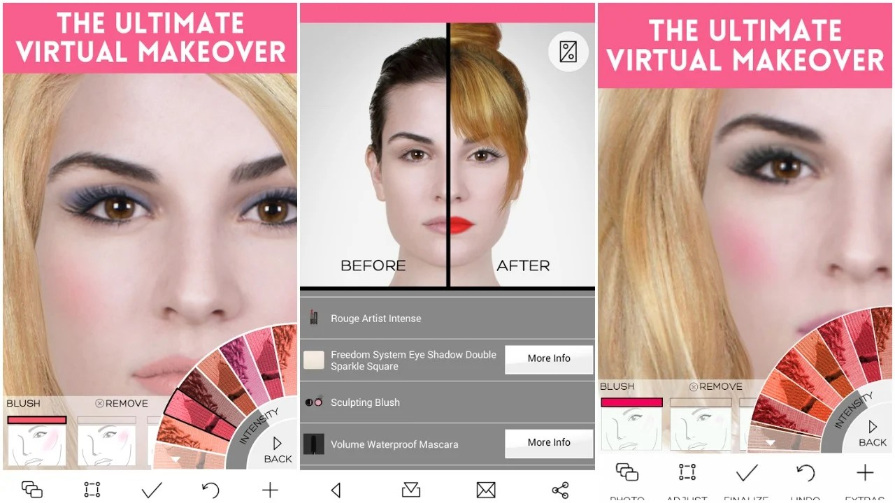 Top Best Beauty Apps For Android Technobezz