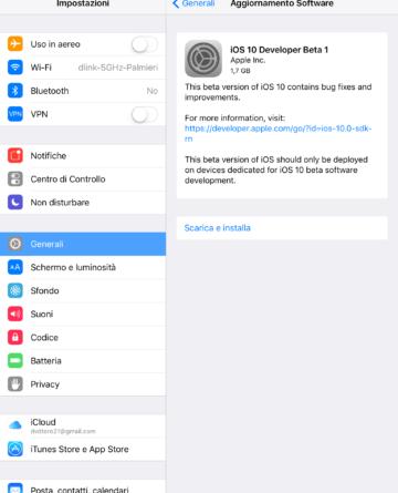 TechnoBlitz.it Come installare gratuitamente la beta di IOS 10  TechnoBlitz.it Come installare gratuitamente la beta di IOS 10