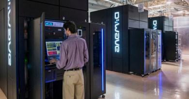 d-wave computer quantico