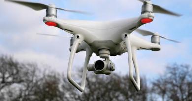 La polizia inglese adotterà i droni