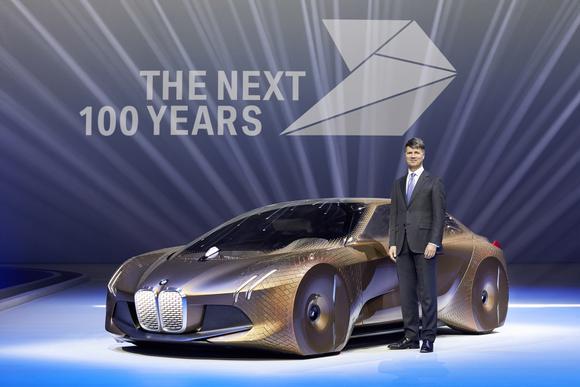TechnoBlitz.it Bmw iNext, prima auto Autonoma.  TechnoBlitz.it Bmw iNext, prima auto Autonoma.