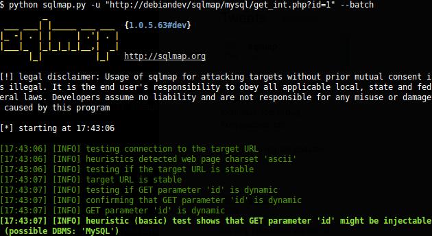 TechnoBlitz.it Che cos'è SQLMap e come utilizzarlo  TechnoBlitz.it Che cos'è SQLMap e come utilizzarlo