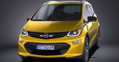 TechnoBlitz.it Opel Ampera-e, 150 Km di autonomia in 30 minuti