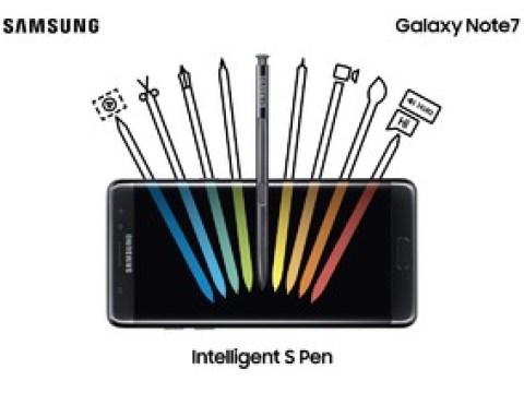 Samsung Galaxy Note 7 esplosi durante l'utilizzo
