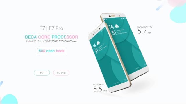 TechnoBlitz.it Doogee F7: prestazioni da Top di gamma ad  un prezzo interessante