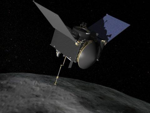 TechnoBlitz.it Osiris-Rex della NASA raccoglierà campioni di asteroide