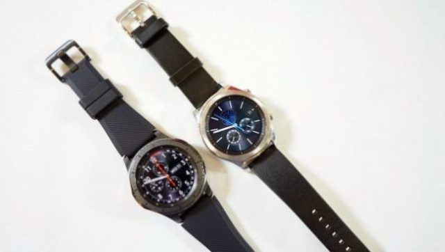 TechnoBlitz.it Samsung Gear S3, continua la sfida con Apple.  TechnoBlitz.it Samsung Gear S3, continua la sfida con Apple.