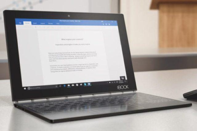 TechnoBlitz.it YOGA BOOK, Lenovo reinventa il portatile  TechnoBlitz.it YOGA BOOK, Lenovo reinventa il portatile  TechnoBlitz.it YOGA BOOK, Lenovo reinventa il portatile