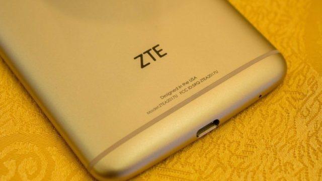 TechnoBlitz.it ZTE Axon 7 Max: Nuove foto leaked in rete