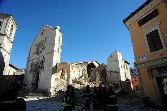TechnoBlitz.it Forte terremoto a Norcia, dubbi sulla magnitudo.
