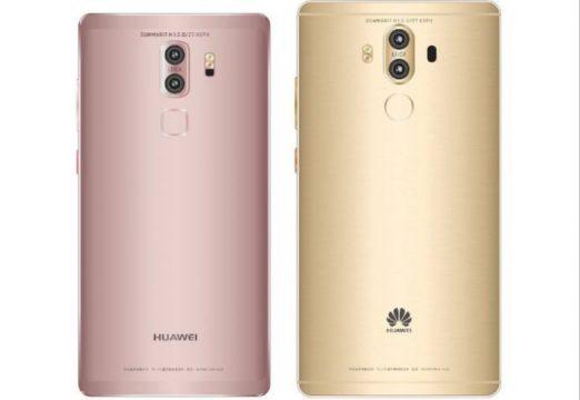 TechnoBlitz.it Huawei Mate 9, nuovo Render e nuove conferme  TechnoBlitz.it Huawei Mate 9, nuovo Render e nuove conferme