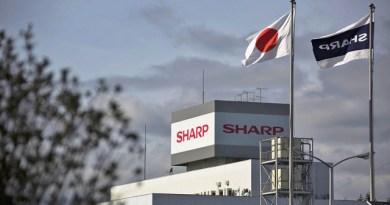Sharp, produttrice di pannelli OLED