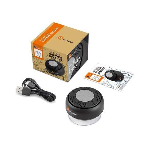 TechnoBlitz.it Recensione Altoparlante Bluetooth da Doccia TaoTronics,