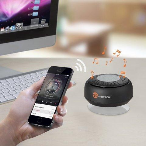TechnoBlitz.it Recensione Altoparlante Bluetooth da Doccia TaoTronics,  TechnoBlitz.it Recensione Altoparlante Bluetooth da Doccia TaoTronics,