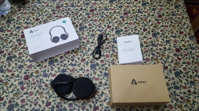 TechnoBlitz.it Recensione Aukey EP-B26, auricolari wireless sport