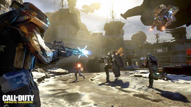 TechnoBlitz.it Call of Duty Infinite Warfare: Patch 1.04 pronta