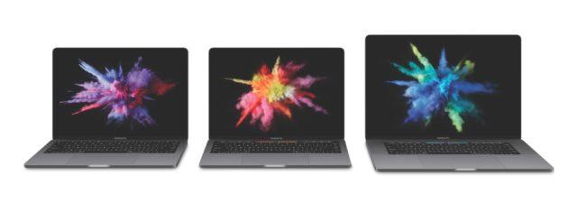 MacBook Pro 2016, solo porte USB-C