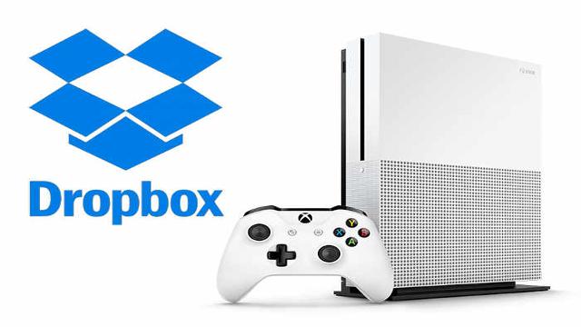 DropBox per Xbox One: una nuova frontiera