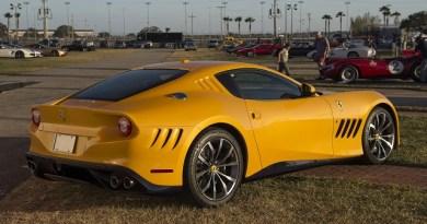 TechnoBlitz.it Ferrari SP275RW: ecco l'esemplare unico