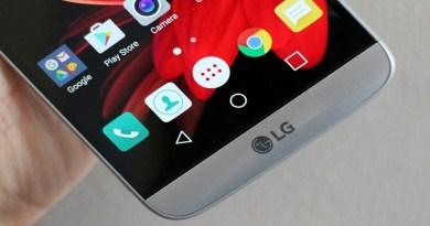 """TechnoBlitz.it Nuova foto leak di LG G6 mostra una doppia fotocamera, scanner di impronte posteriore e una colorazione stile """"Jet Black"""""""