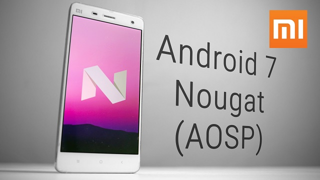 TechnoBlitz.it Xiaomi rivela i piani per Android 7.0 Nougat