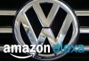 Alexa su Volkswagen  e Ford – Al CES