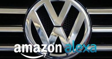 TechnoBlitz.it Alexa su Volkswagen  e Ford - Al CES