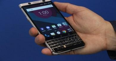 TechnoBlitz.it BlackBerry Mercury presentato al CES da TCL